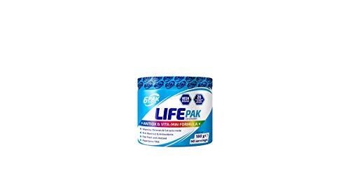 6Pak Nutrition Life PAK Multivitamin 180g / Tropical