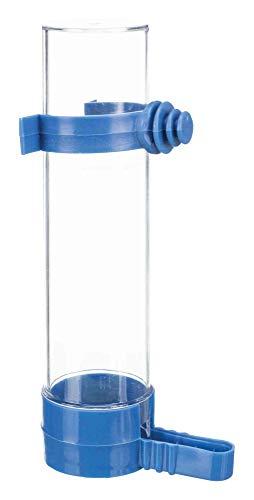 Trixie 5420 Tränke und Futterspender, 130 ml/16 cm, Farblich sortiert