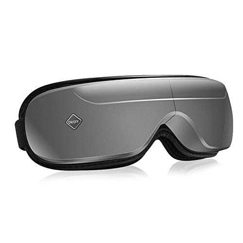 Cxq oogmassage-apparaat, muziektherapie, luchtdruk, oogmassage, mooi instrument, draadloze rimpels, oogmassageapparaat, hete compressor massage ogen