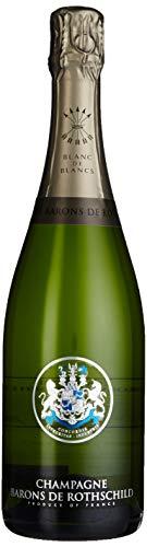 Champagne Barons de Rothschild Blanc  Blancs, 1er Pack (1 x 750 ml)