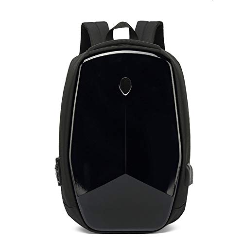 Waterproof travel bag USB charging technology anti-theft backpack laptop bag