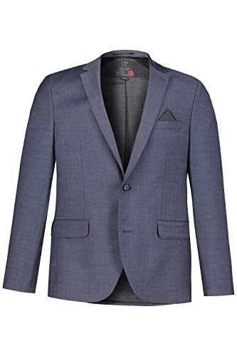 JP 1880 Homme Grandes Tailles Veste de Costume Slim mélange Laine Thor Bleu Marine 26 716965 70-26