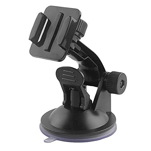 LeftSuper Accesorios de Soporte de cámara de Movimiento Ventosa de Parabrisas de Montaje de Coche de 7Cm para Soporte de cámara de Movimiento Gopro