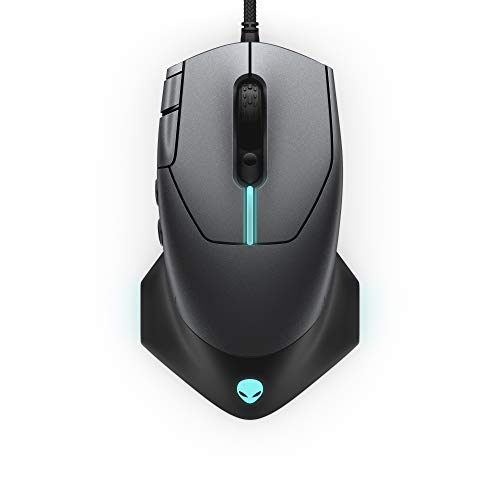 Alienware 510M Wired Gaming Mouse - AW510M,545-BBCM