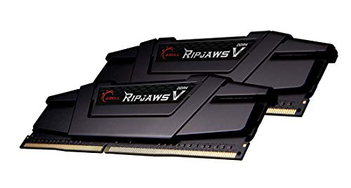 G.Skill Ripjaws V F4 3600C18Q2 256GVK Module de mémoire 256 Go 8 x 32 Go DDR4 3600 MHz