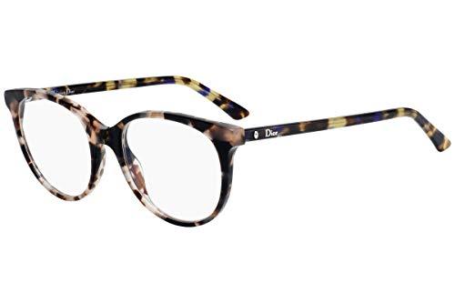 Dior MONTAIGNE16 2A0 51 Gafas de sol, Azul (Pinkhvn Blue), Mujer