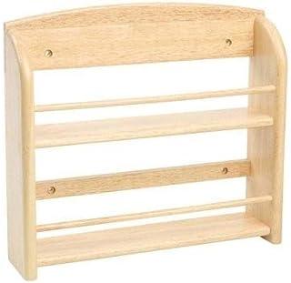 T&G Woodware T&G Scimitar - Soporte para Especias (fijación a la Pared, 12 tarros)