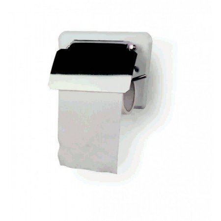 Plastiques helguefer – Dérouleur de papier toilette chromé