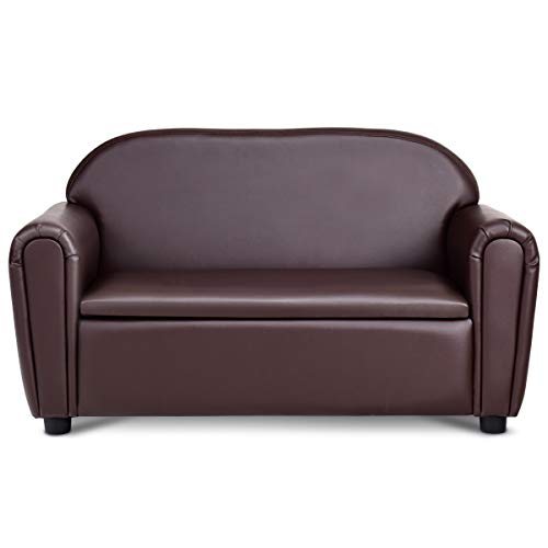 Costzon Kids Sofa, Double Seat C...