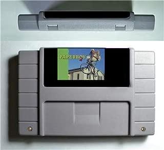 ASMGroup Paperboy 2 Game Cartridge 16 Bit 46 Game Card SNES For USA Version Game Player