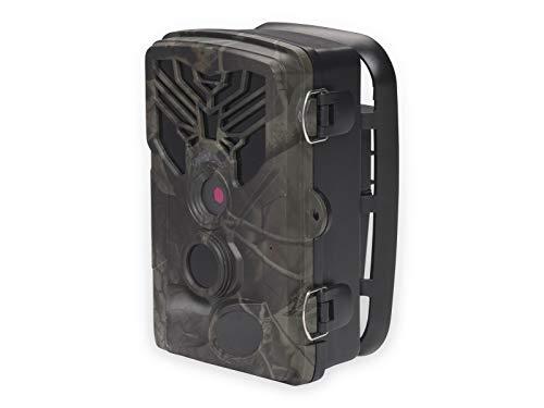 Denver Wildkamera WCT-8020W Digitale Kamera mit 8 MP CMOS-Sensor. WiFi-Funktion. Infrarotlicht für den Einsatz in der Nacht. Wasserfest. Kleine Größe.