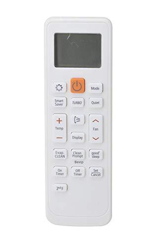 GENERIC Remote Compatible for Samsung AC Remote(White)