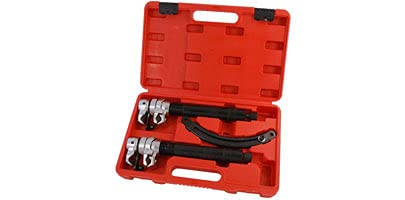 neilsen CT3611 Heavy Duty Coil Spring Compressor with Brace for Car Shock...
