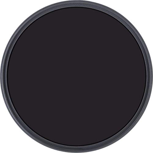 Rollei Extremium Round Filter ND8 Stopper 77 mm - Filtro de densidad neutra con anillo de titanio de vidrio Gorilla con revestimiento especial - ND8 (3 paradas / 0,9)