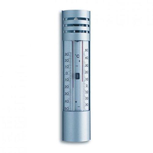 Gartenthermometer TFA 10.2007 Min-Max Alu-Thermometer by TFA Dostmann