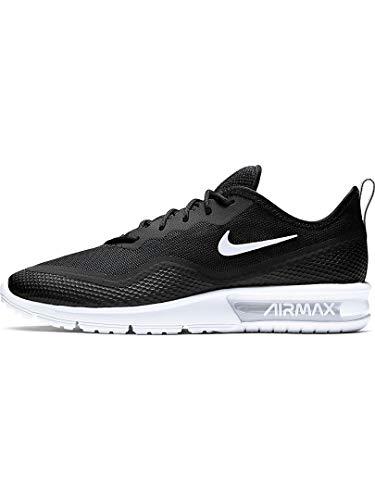 Nike Air Max Sequent 4.5 BQ8822-001 (Numeric_10) Black/White