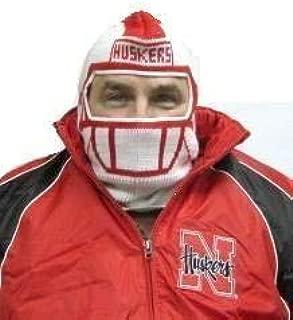 Game Face Nebraska Huskers Helmet Stocking Cap-Knit