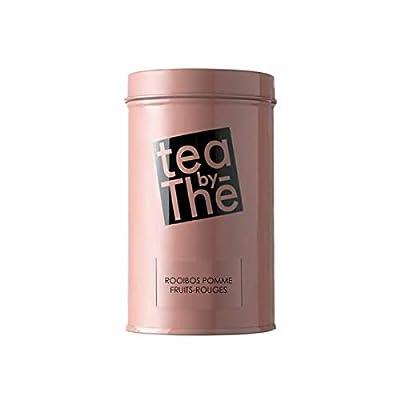 ROOIBOS POMME-FRUITS ROUGES, faible en théine - TEA BY THE