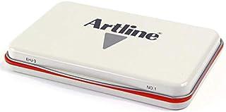 ArtLine Stamp Pad NO 1, Red Color