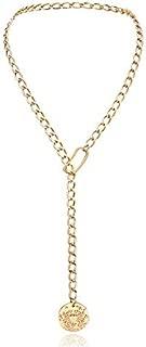 WSCDEH/Craft Paper Fashion Gold-Color Gute Stimmung Nur Sonne Halsketten /& Anh/änger F/ür Frauen Schmuck