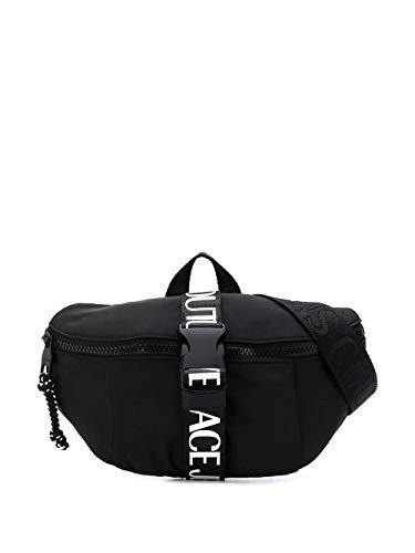 Luxury Fashion | Versace Jeans Heren E1YVBB0571426899 Zwart Polyester Heuptas | Lente-zomer 20