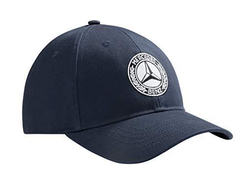 Mercedes-Benz Collection Cap MB Classic Collection Herren | Herren Cap in blau aus Baumwolle | Navy, Offwhite