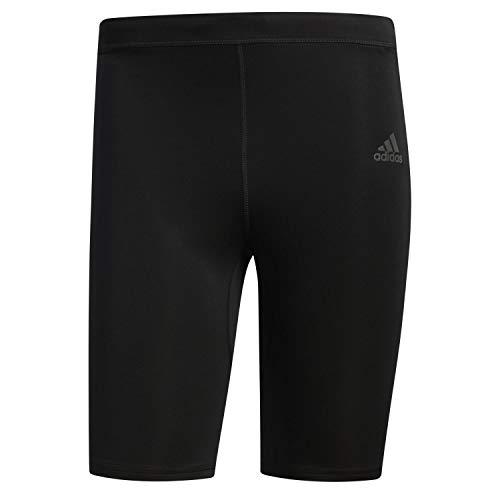 adidas Herren Own The Run Short Tights, Black, M