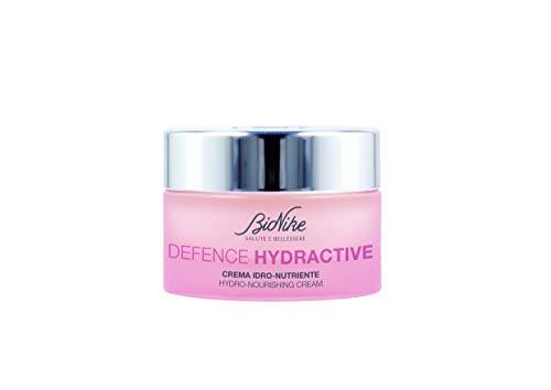Bionike Defence Hydractive Crema Idro-Nutriente per Pelle Sensibile Secca e Molto Secca - 50 ml