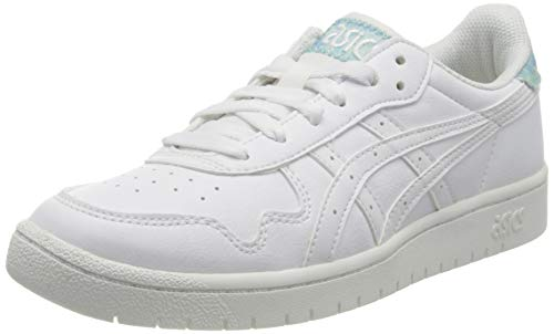 ASICS Damen Japan S Sneaker, White/Smoke Blue, 39 EU