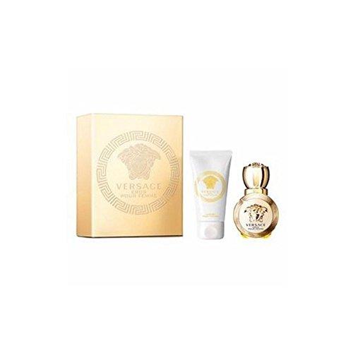 Eros de Versace pour femme–Set de regalo Eau de Parfum para mujer–30ml