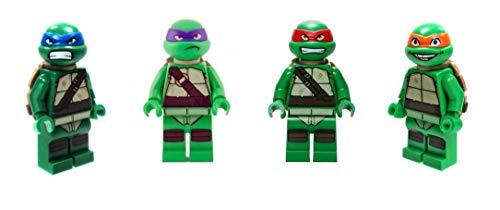 ninja turtles minifigures - 4