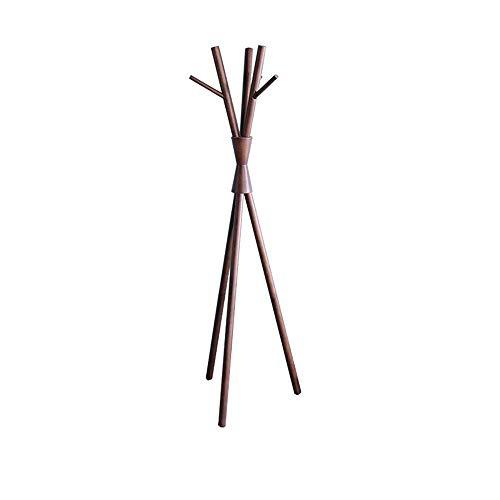 ZGQA-GQA Perchero Estante de la capa soporte abrigo y el sombrero con patas rack con 3 ganchos, soporte de suspensión de capa del árbol for la Sala Pasillo Dormitorio Ministerio del Interior (Color: M