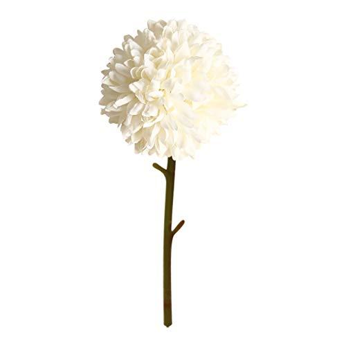 Kunstblumen Hortensien Kunstblüten Lavendel Wildblumen Kunstblumen Deko im Topf für DIY Fotografie Außerhalb Garten Pflanzer Blumenarrangement Balkon Zuhause Hochzeit Party