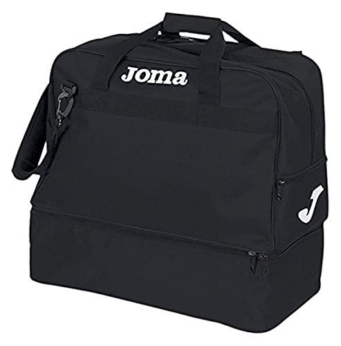 Joma Bolsa Mediana Training III, Unisex, Negro, S