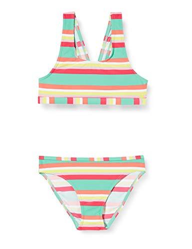 ESPRIT Ingrid Beach YG Bustier+Brief Set di Bikini, 335, 164 Bambina