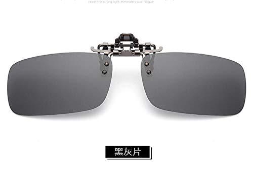 Sonnenbrille Myopie Brille Polarisator Clips Männer Und Frauen Fahren Nachtsichtbrille Ultraleichte Metall-Clip Brille-24
