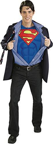Superman Returns Clark Kent/Superman Costume, X-Large, Blue