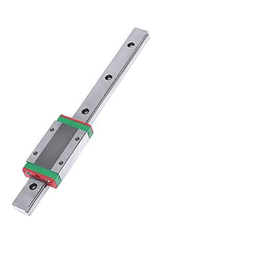 MGN12 MGN7 MGN15 MGN9 100 300 1000mm linéaire miniature Rail de guidage linéaire 1pc MGN9 de guidage linéaire + 1pc MGN9H transport Cnc Pièces d'imprimante 3D ( Couleur : MGN12H , Taille : 1000mm )
