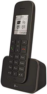 Telekom Sinus 207 Schnurlostelefon Dect Analog Schwarz Elektronik