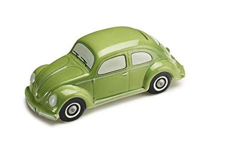 VW Käfer Spardose aus Keramik, grün - 111087709