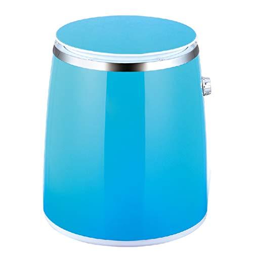 Spaqg Plus veilige mini wasmachine draagbaar met timerknop GG-58I1 draaibaar badkuip eenvoudige machine