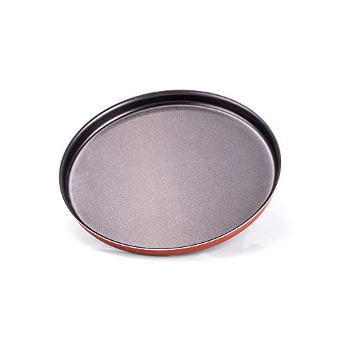 Moneta Zecchino Stampo Pizza, Antiaderente, Diametro 32 cm
