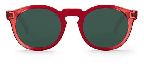 Mr. Boho | Jordaan | Cherry - Gafas de sol para hombre y mujer