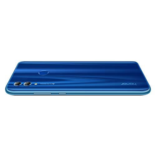 Honor 10 Lite (Sapphire Blue, 6GB RAM, 64GB Storage)