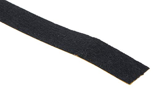 RS PRO Schallisolation Viskose-Nylon, 50m x 10mm x 0.8mm selbstklebend