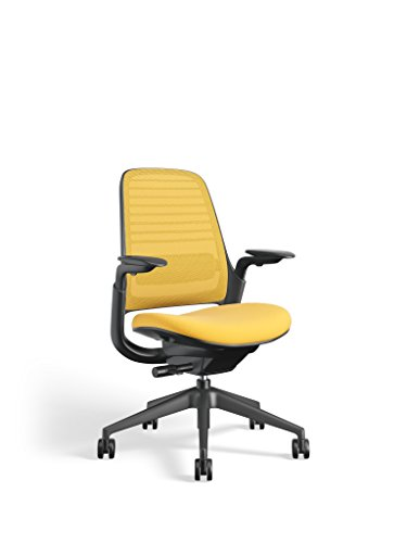 Steelcase Series 1 Work Office Chair, Canary