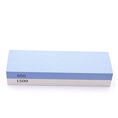 Lethend 600#/1500# Grit mola, double Side combinazione affilacoltelli cote, carburo di silicio Naniwa fine grinding, lucidatura, affilatura