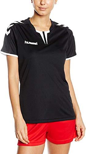 Hummel Damen Trikot Core SS, black, XS, 03-649-2001