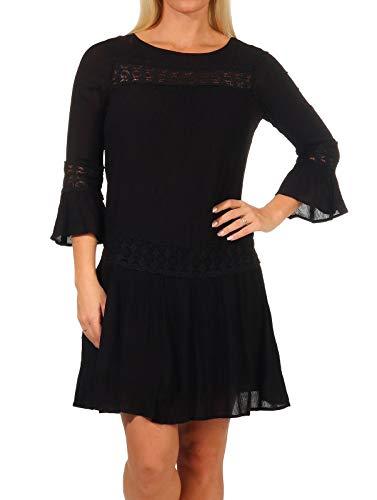 ONLY Female Kleid Ausgestelltes 38Black