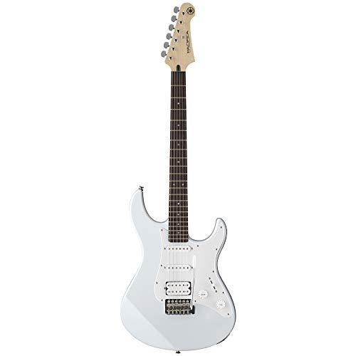 Guitarra eléctrica Yamaha Pacifica 012 WH blanco